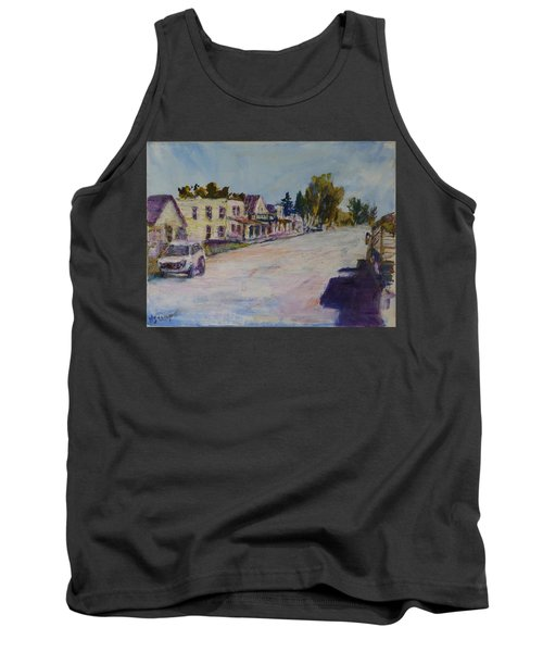 Almont  Tank Top by Helen Campbell