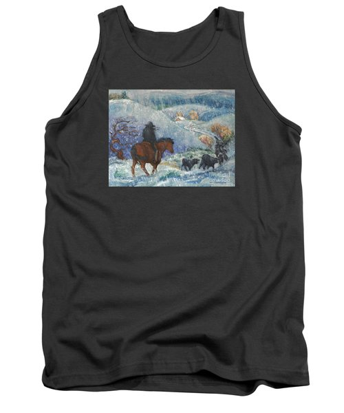 Almost Home Tank Top by Dawn Senior-Trask