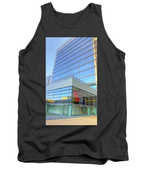 Almost Invisible La Tank Top