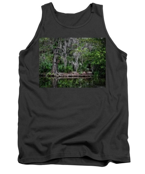 Along The Bank Tank Top