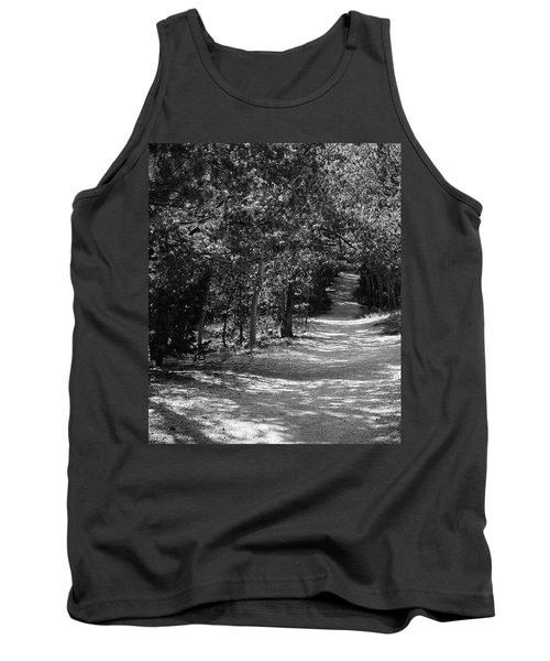 Tank Top featuring the photograph Along The Barr Trail by Christin Brodie