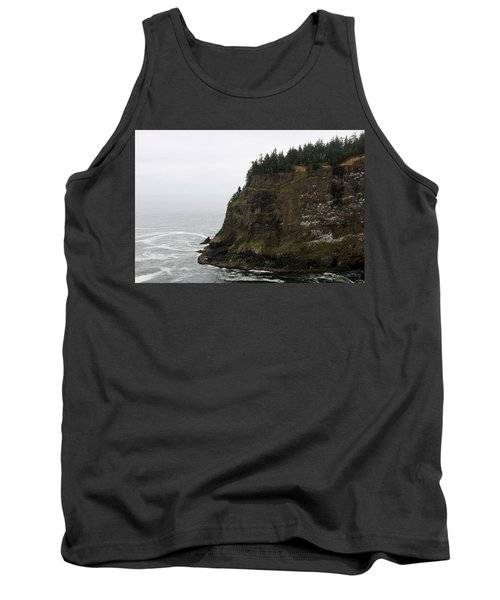 Along The Oregon Coast - 6 Tank Top