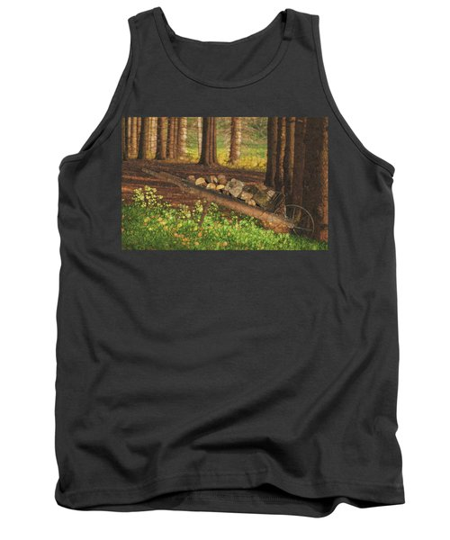 Along The Pines Tank Top