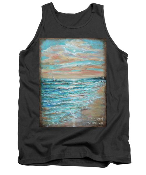 Along The Shore Tank Top