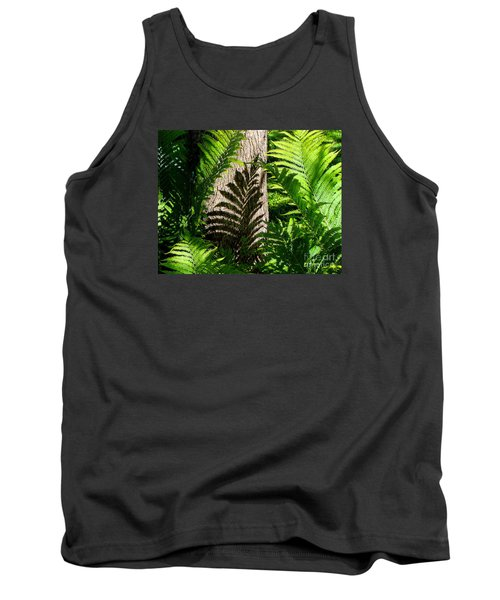 Alter Ego Tank Top by Betsy Zimmerli