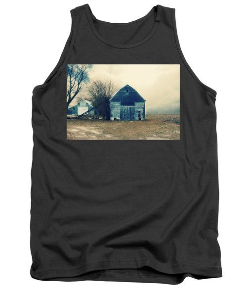 Tank Top featuring the photograph Always Work To Do by Julie Hamilton