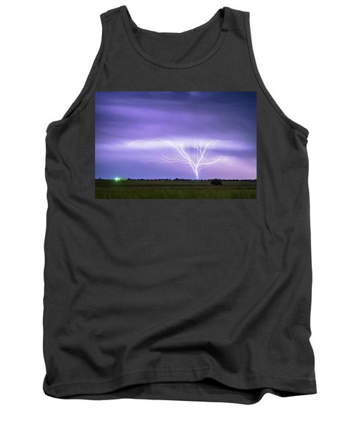 Amazing Anvil Lightning Creepy Crawlers Tank Top