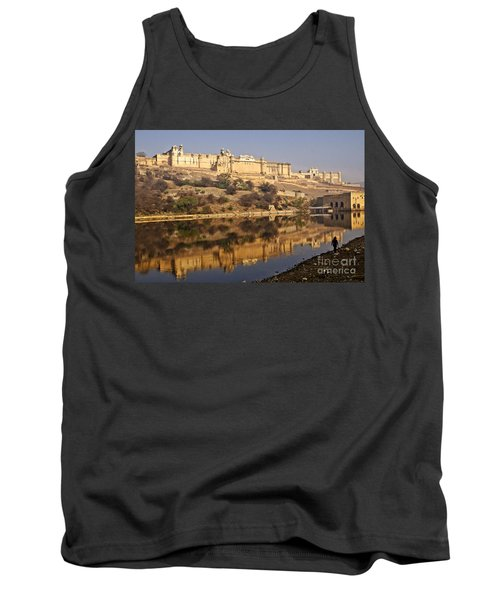 Amber Fort Tank Top