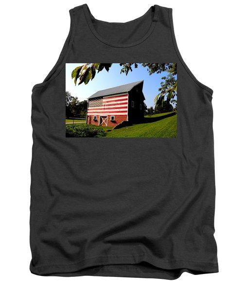 Americana 1 Desoto Kansas Tank Top