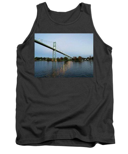 American Span Thousand Islands Bridge Tank Top