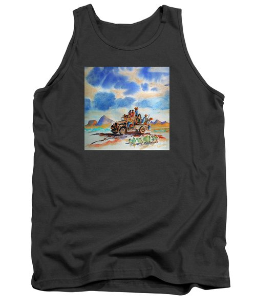 America's New Breed Tank Top