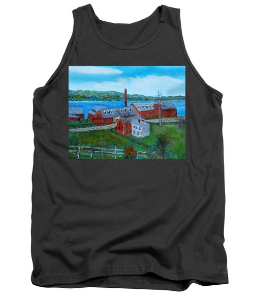 Amesbury Hat Shop Tank Top