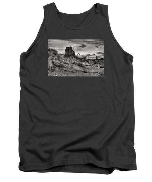 Tank Top featuring the digital art Among The Mittens by William Fields
