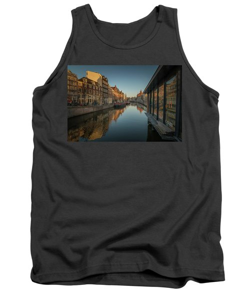 Amsterdam Canal Tank Top