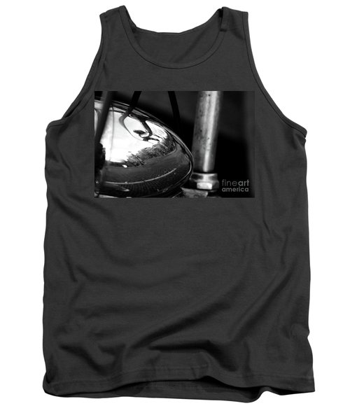 Amsterdam's Reflection Tank Top by Ana Mireles