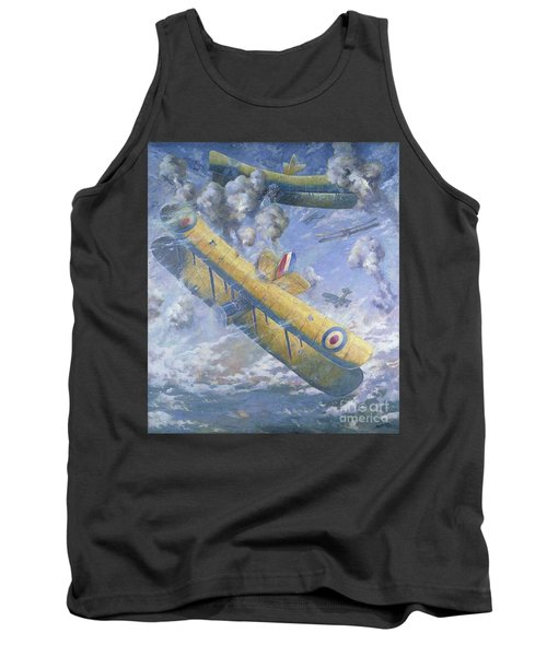 An Aerial Fight, Wwi Tank Top