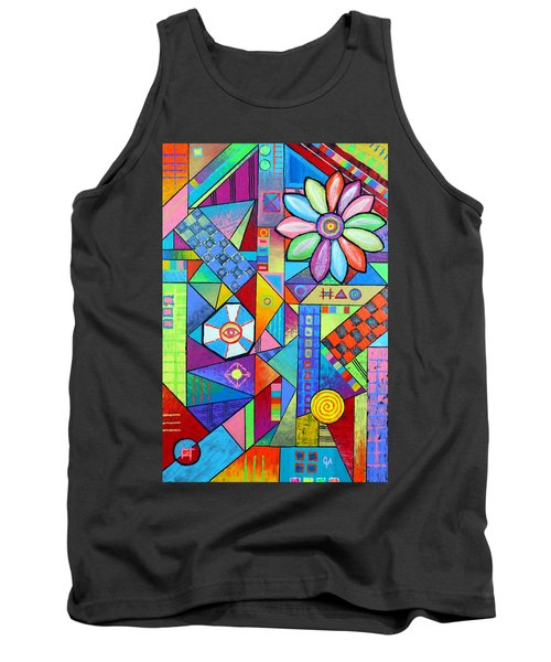 An All Seeing Eye Tank Top