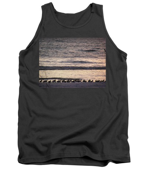 An Evening Stroll Tank Top