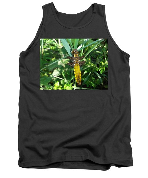 An Instant, A Beating Of Wings Tank Top