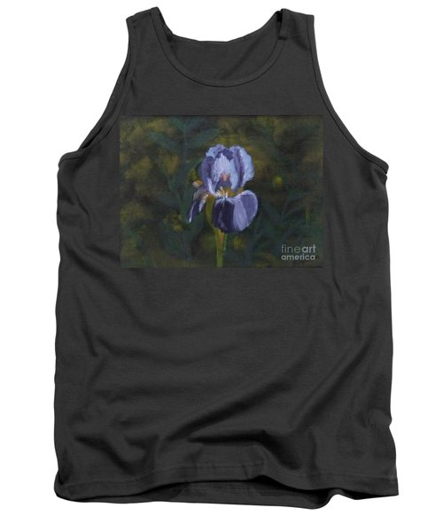 An Iris In My Garden Tank Top