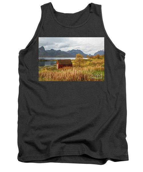 An Old Boathouse Tank Top