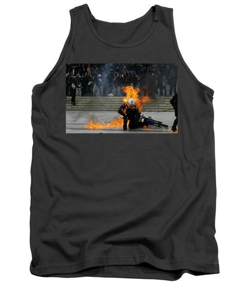 Anarchy Tank Top