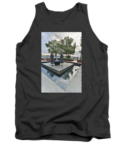 Anchor Monument Tank Top