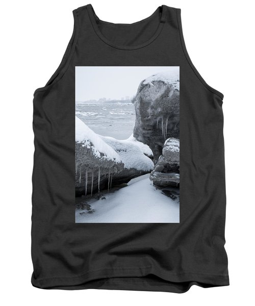 Anchorage In The Icebergs Tank Top