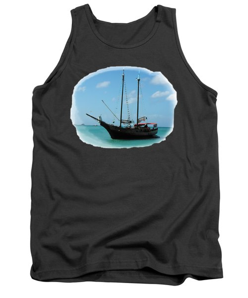Anchored Tank Top by David and Lynn Keller