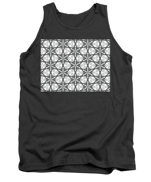 Ancient Carving Tank Top
