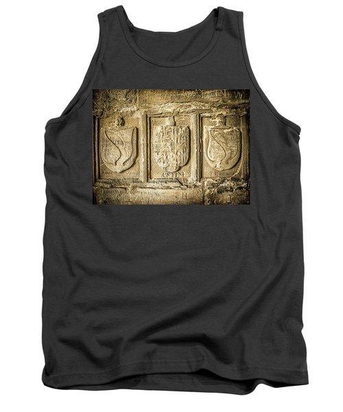 Ancient Carvings Tank Top
