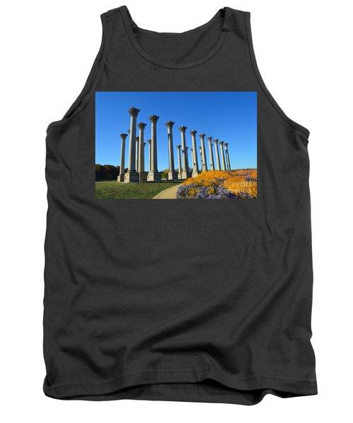 Ancient Corinthian Columns  Tank Top