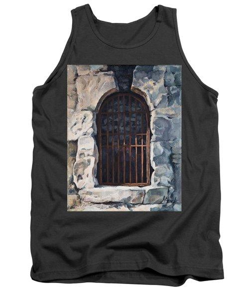 Ancient Door Tank Top