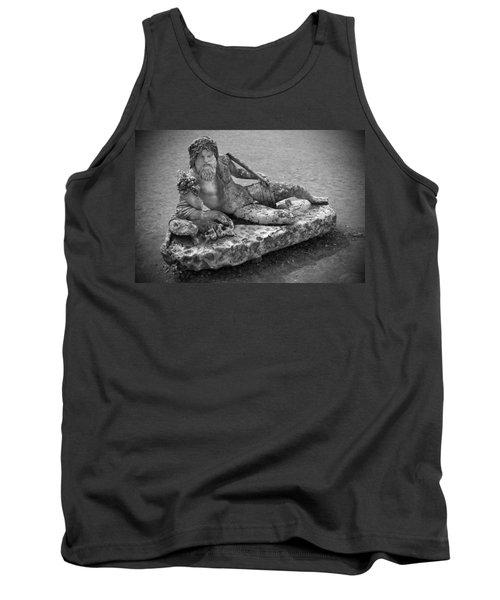 Ancient Greek Statue Tank Top