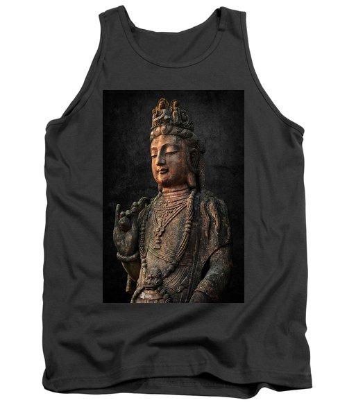 Tank Top featuring the photograph Ancient Peace by Daniel Hagerman