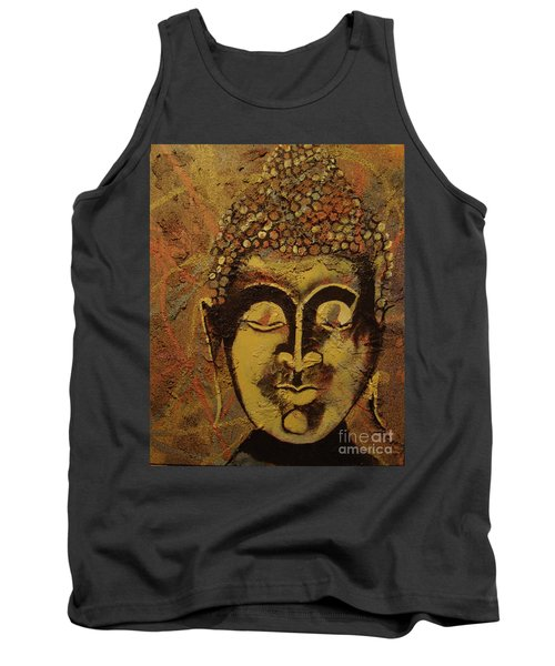 Ancient Textures Tank Top by Stuart Engel