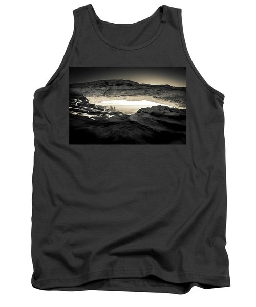 Ancient View Tank Top by Kristal Kraft