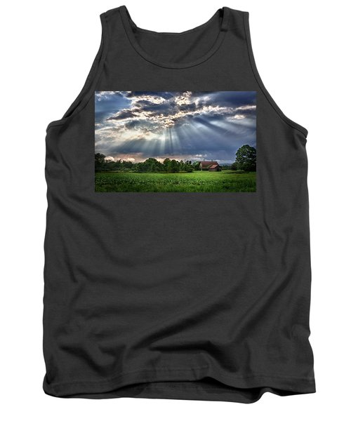 And The Heavens Opened 1 Tank Top