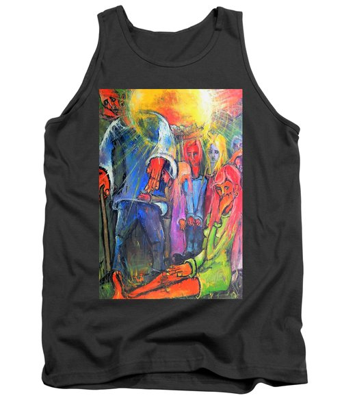 And, The Sun Always Rises Tank Top