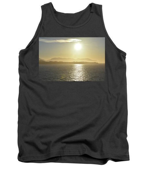 And The Sun Goes Down Tank Top