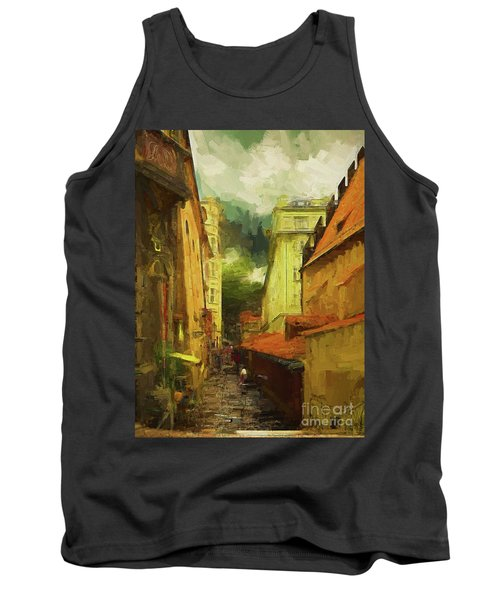 And Then It Rained Tank Top
