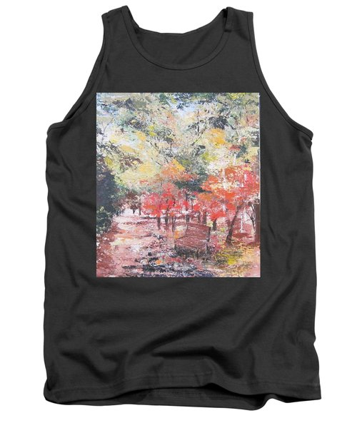 And Then There Was Fall Tank Top