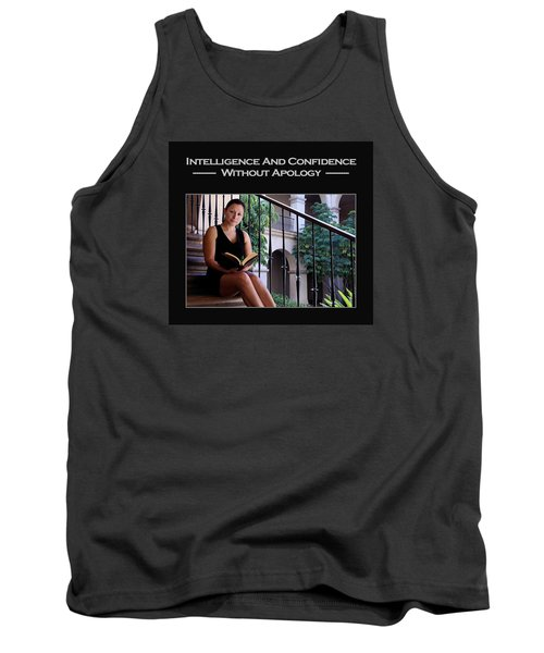 Andria 2-1-36 Tank Top by David Miller