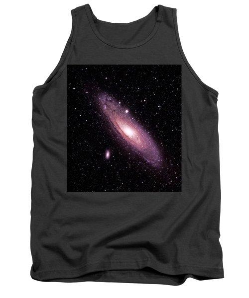 M31 Andromeda Galaxy Tank Top
