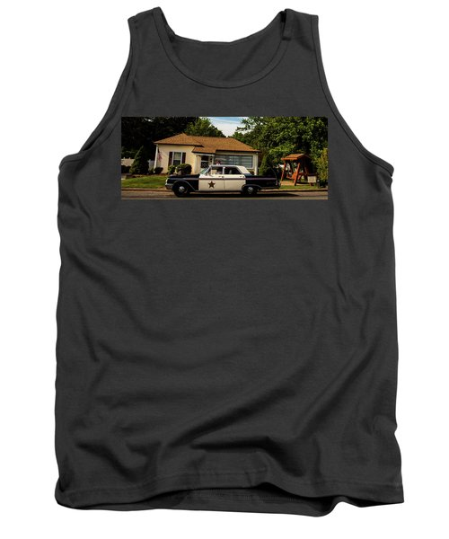 Andy And Barney Tank Top