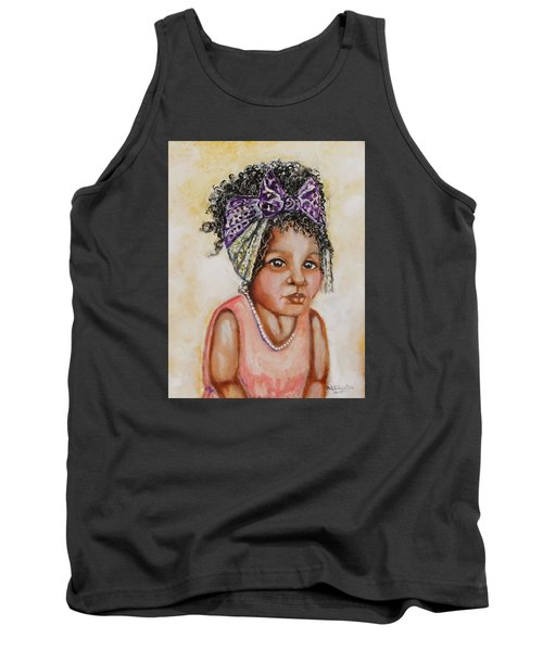 Angel Baby, The Painting Tank Top
