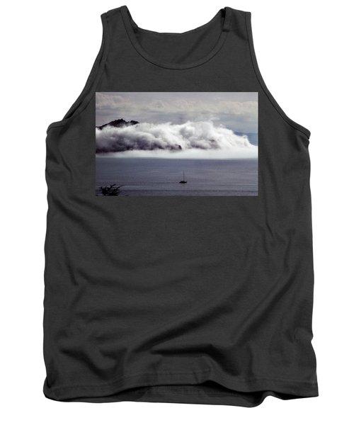 Angel Island Fog Tank Top
