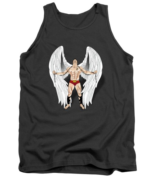 Angel Love 2  Tank Top