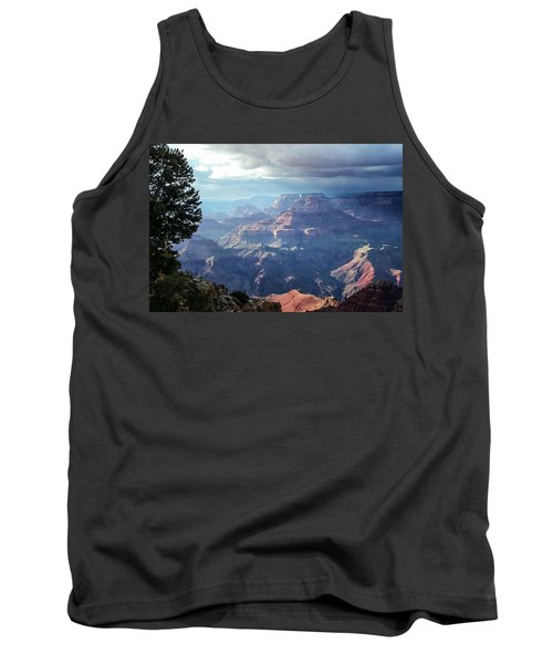 Angel S Gate And Wotan S Throne Grand Canyon National Park Tank Top