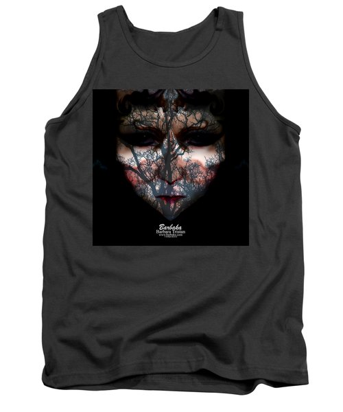 Angry Monster Child #4 Tank Top